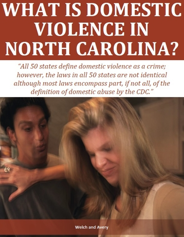 What is Domestic Violence in NC image